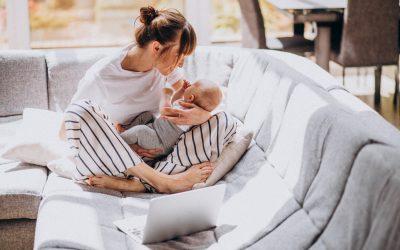 La soledad de la maternidad
